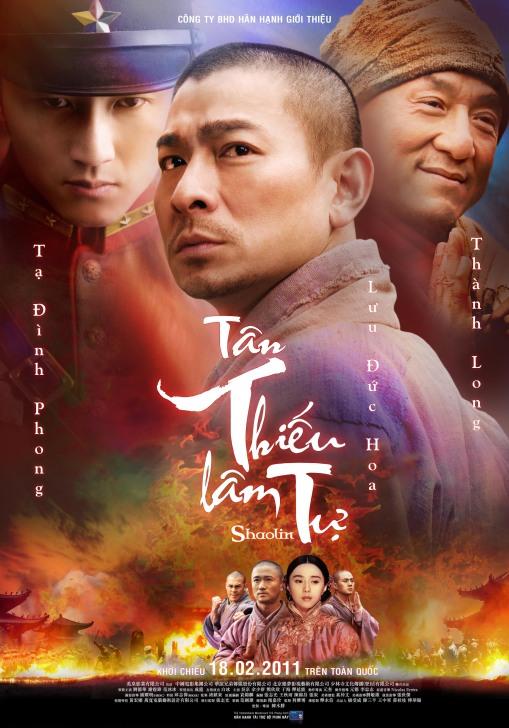[Download Phim] Tân Thiếu Lâm Tự – Shaolin 2011 – DVDRip